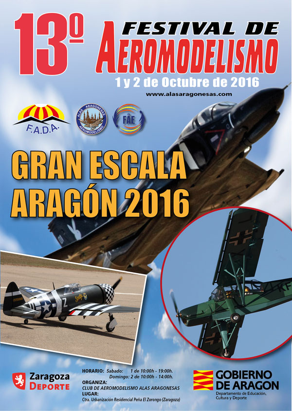 Cartel Gran Escala 2016